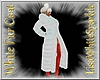 White Layerable Fur Coat