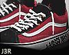 ® F' Skate Red Black