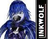 (F) Blue Jay Hair