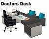 Hospital Doctors Desk