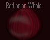 {SM} Red Onion whole