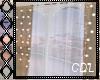 !C* Elite White Curtain
