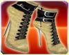 Chinadoll Silk Boots