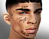 NORTHSIDE - face tattoo