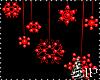 Christmas Red Stars