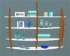 *HP* Decor Shelf 1