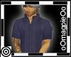 Cuban Shirt Blue