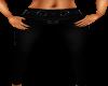 HOT BLACK LADYS PANTS
