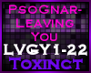 PSOGNAR - Leaving You