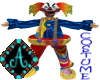Ama{Common Clown Costume