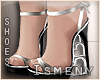 [Is] Charmed Silver Heel