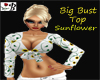 ~B~ Big Bust Sunflower W
