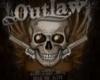 Outlaw Skull Rug