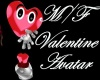 Valentine Heart AvatarMF