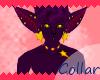[EP]Purple Star Collar M