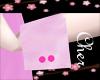 bunnygirl cuffs pink