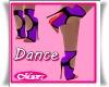 Bimbo Dance Violet Heels