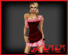 KyD Crimson Cutie Dress
