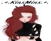 .+.Long Red Hair