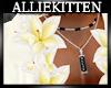 (AK)wedding lei