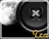 [iza] Button eyes black