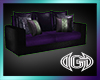 Club Couch *Purple