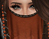 + Liza Veil - burnt +
