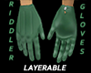 Riddler Gloves Layerable