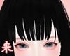 桜 Su Bangs Blk