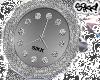 *Bling* Watch- Platinum