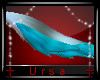 ~UE~White/Blue Tail