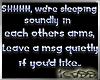 [CC] Animated Sleep Sign