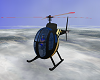 Animated Helicopter