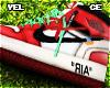 Off-White x Jordan 1s