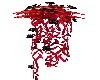 Vamp Red Banister Plant