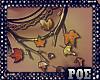!P M-Autumn Leaves Neckl