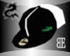 [BE] Black Lacoste Cap
