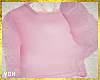 Andro sweater babypink.