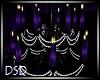 {DSD} Purple Chandelier