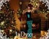 Christmas Pj's - Teal