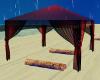 ~TQ~red elegant tent