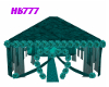 HB777 Wedding Tent Teal
