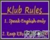 BBC Kit Kat Klub Rules
