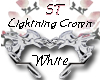 ST}WhiteLightningCrown