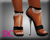 (DC)Diamonds Spike Heels