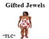 *TLC*Gifted Jewels Dress