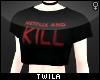 ☾ Netflix and Kill (R)