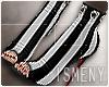 [Is] Stripes Beetle Shoe