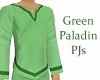 Paladin PJs Green