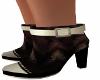 Kajun Brown Ankle Boots